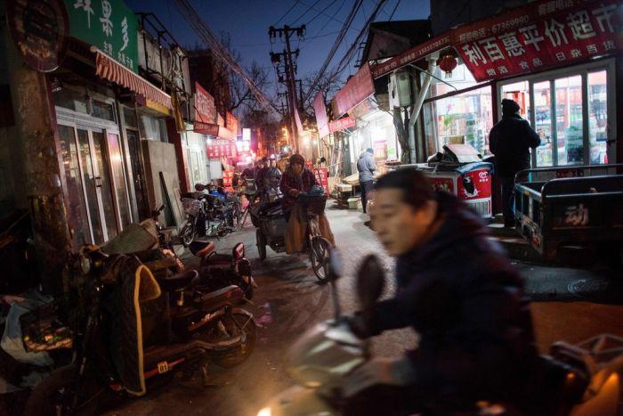 Повседневная жизнь граждан Китая (35 фото)