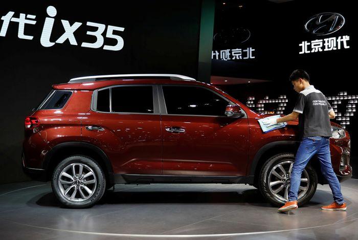 Новинки Шанхайского международного автосалона (17 фото)