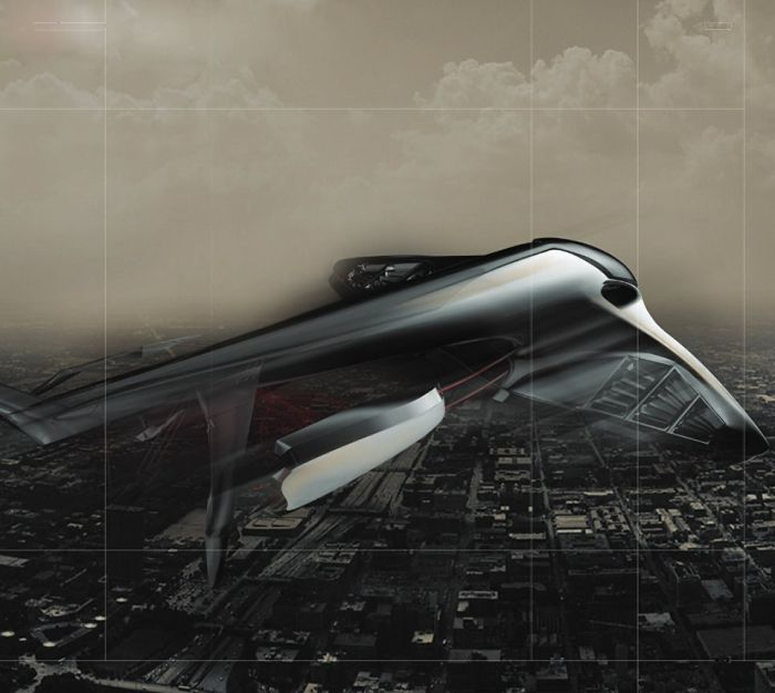 Фантазии на тему: автомобили марки LADA в 2050 году (9 фото)