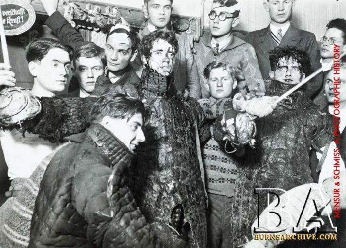 Бойцовские клубы начала XX века (10 фото)