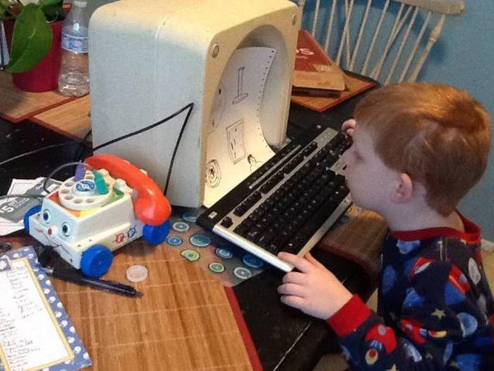 Компьютерные технологии (47 фото)