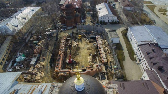 РПЦ назвала снос старейшей церкви Екатеринбурга реставрацией (7 фото)