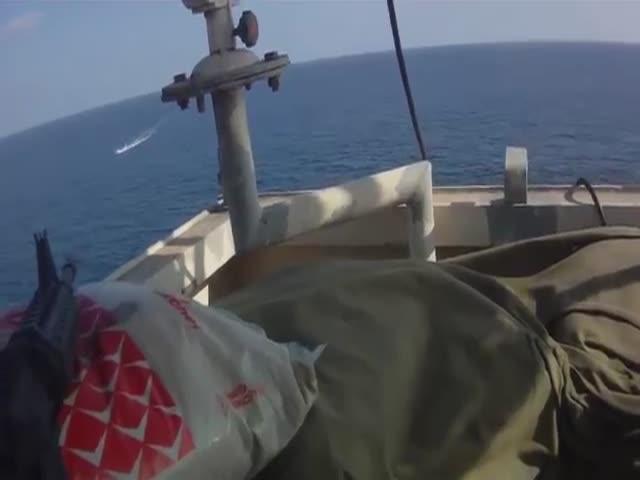 Частная вооруженная охрана дала отпор сомалийским пиратам