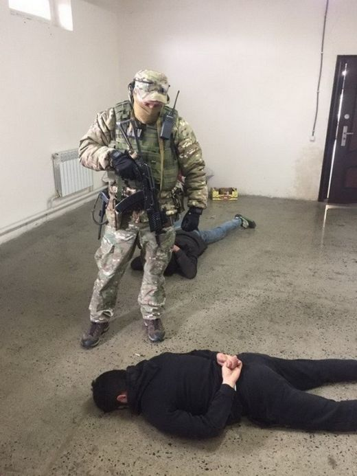 В порту Одессы задержали партию наркотиков на 6 млн долларов (6 фото)