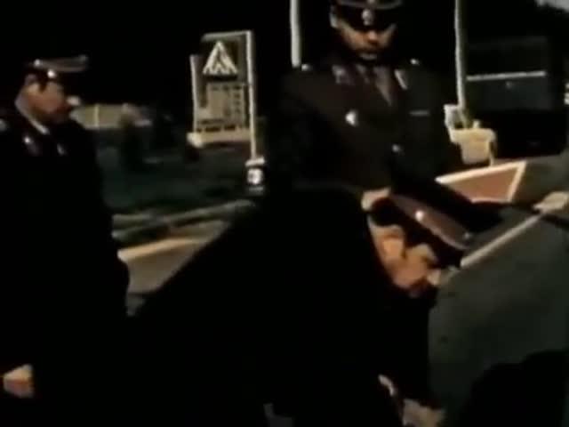 Эвакуация жителей Припяти