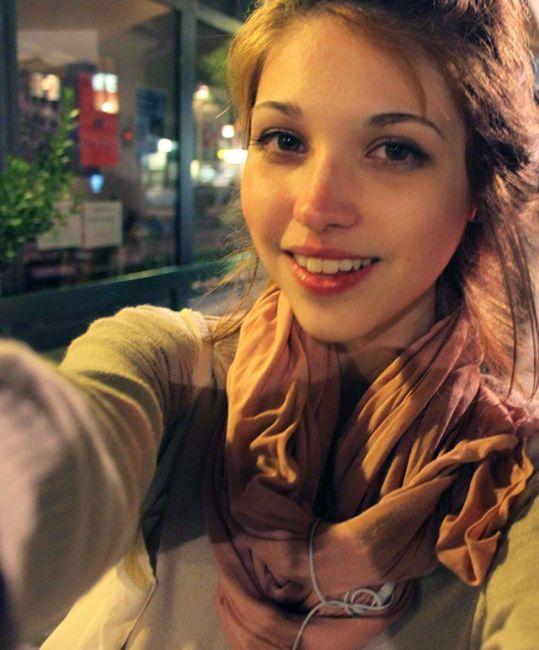 Красивые девушки из «Инстаграм» (40 фото)