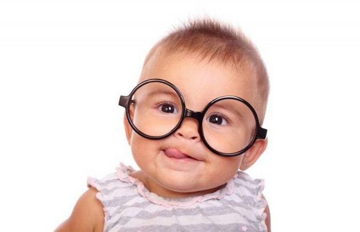 Любопытные факты о новорожденных детях (10 фото)