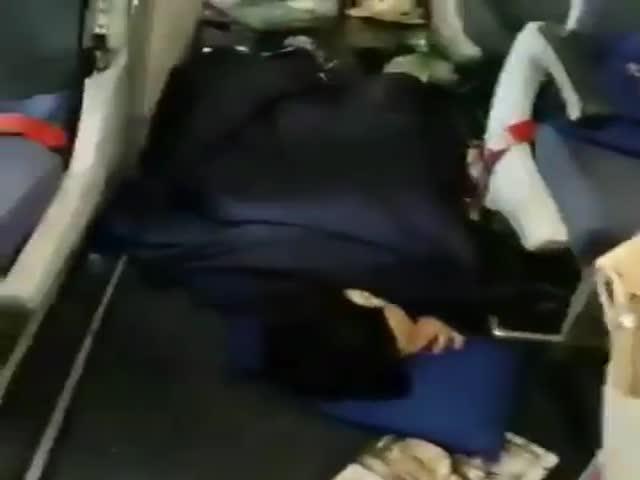 Самолет Москва - Бангкок попал в зону турбулентности