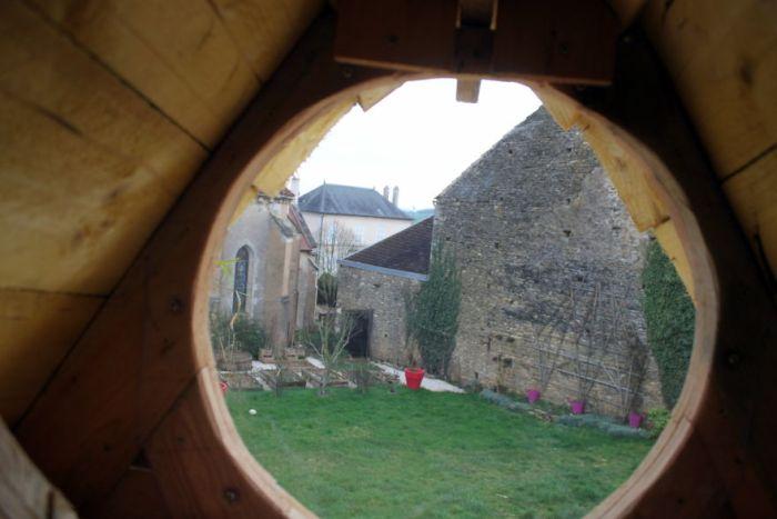 Деревянный замок для пятилетней девочки (15 фото)