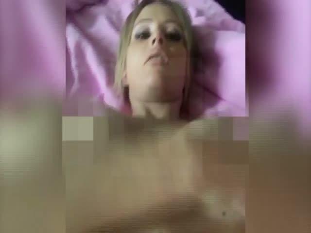 Пикантное видео с телеведущей Даной Борисовой