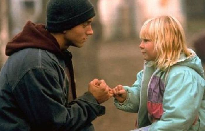 Актриса Хлоя Гринфилд из фильма «8 миля» спустя 15 лет (9 фото)
