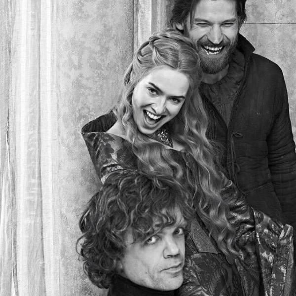 Актеры сериала «Игра престолов» на досуге (18 фото)