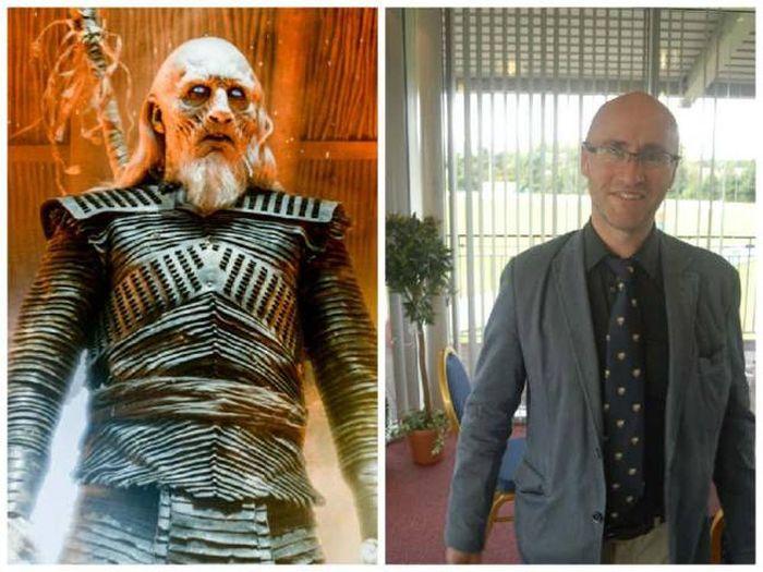 Актеры сериала «Игра престолов» и их герои (15 фото)