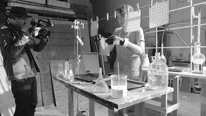Как американский химик Тим Скалли хотел обеспечить ЛСД весь мир (4 фото)