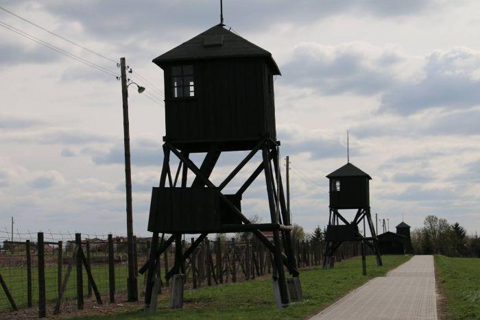 Майданек - немецкий лагерь смерти на территории Польши (18 фото)
