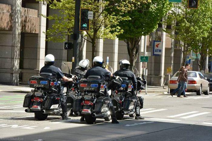 «Бессмертный полк» в Сиэтле (20 фото + видео)