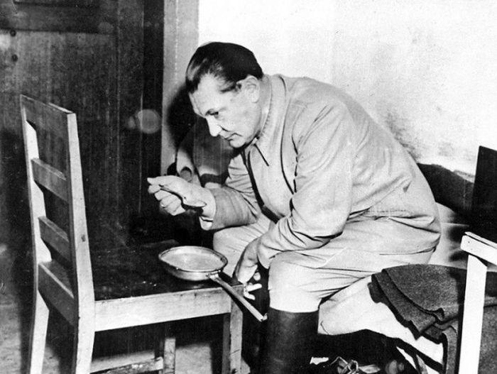Джон Вудс - палач, казнивший осужденных Нюрнбергского процесса (6 фото)