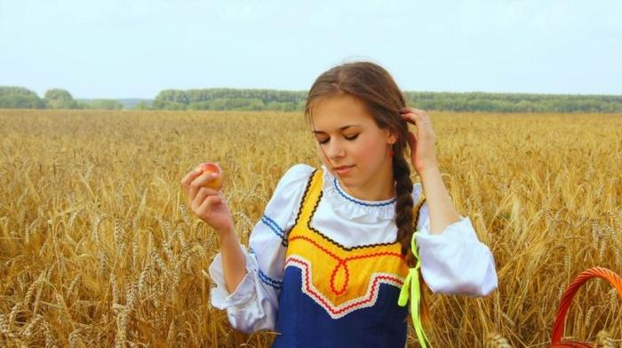 Русские девушки - самые красивые в мире (50 фото)