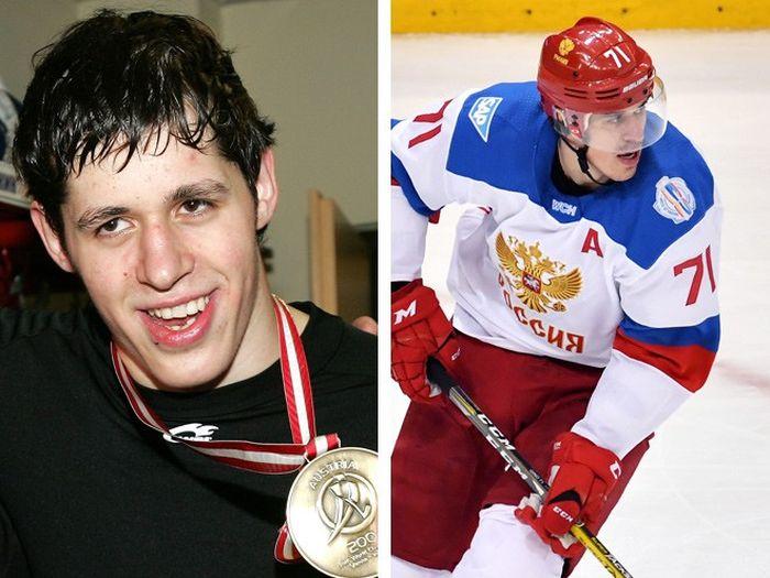 Хоккеисты сборной России 2005 года тогда и сейчас (10 фото)