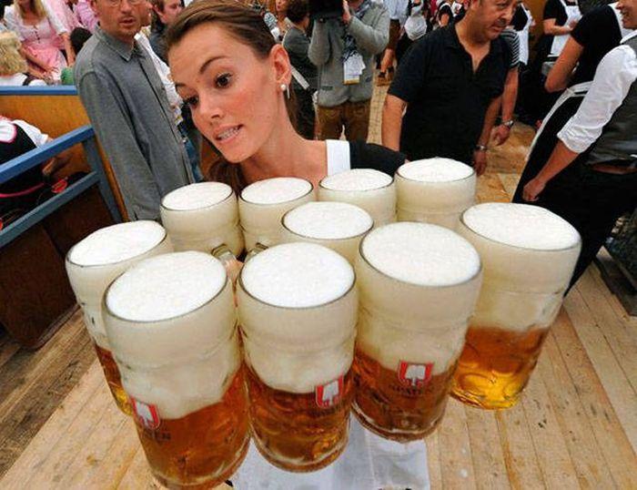Подборка для любителей пива (51 фото)
