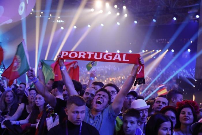 "Победителем ""Евровидение-2017"" стал Сальвадор Собрал из Португалии (3 фото + 2 видео)"