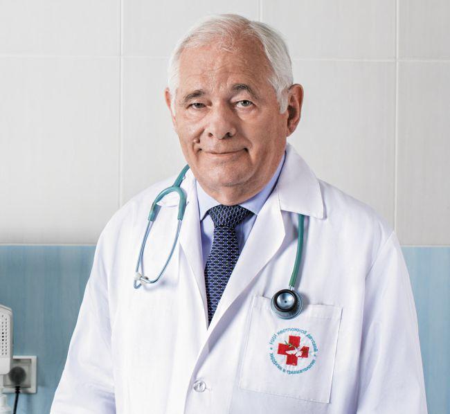 Леонид Рошаль о современной медицине (фото)