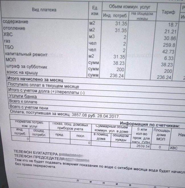 В Саратове жильцов дома оштрафовали за отсутствие на субботнике (2 фото)