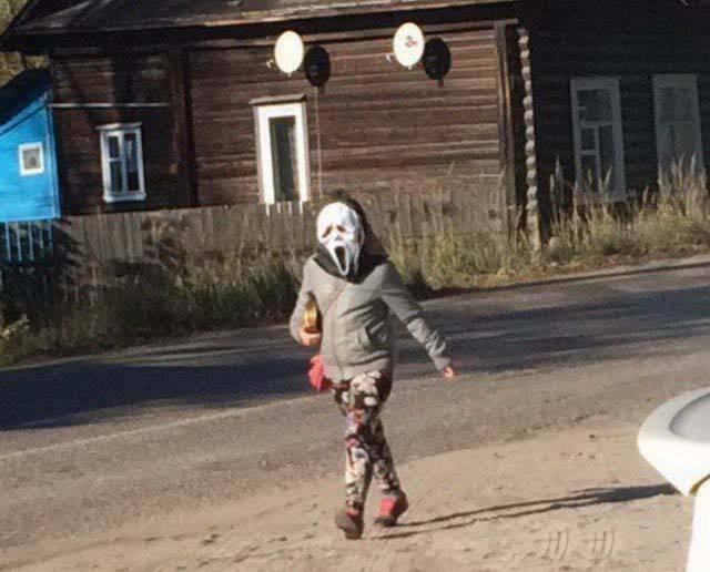 Фото, которые возможно было сделать только в России. Часть 69 (36 фото)