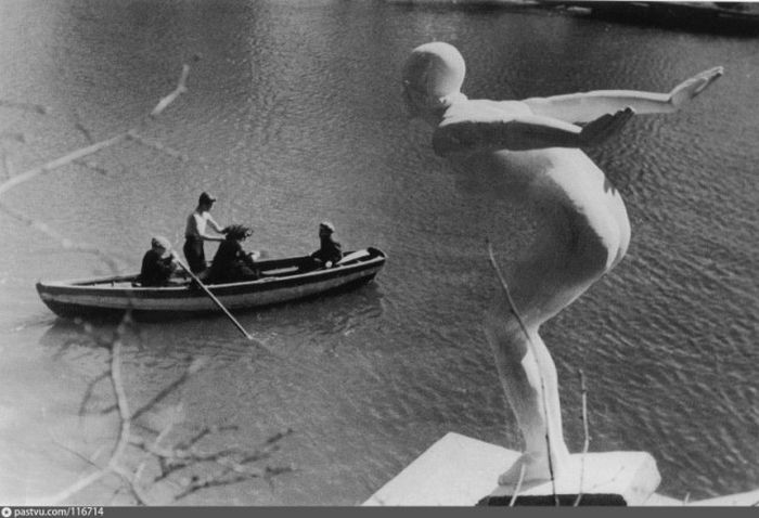 Мирная жизнь в довоенном Ленинграде (15 фото)
