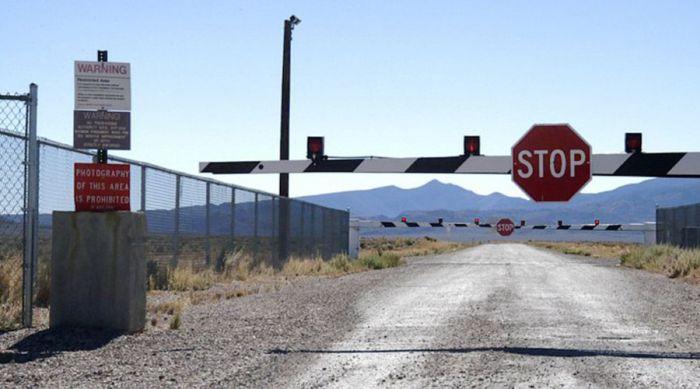 Запретные места, посещение которых карается арестом или даже смертью (10 фото)