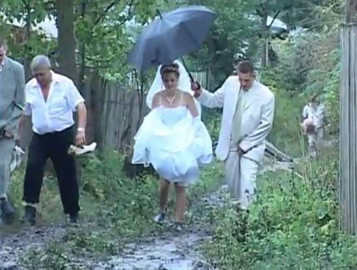 Свадьба приколы в деревне видео