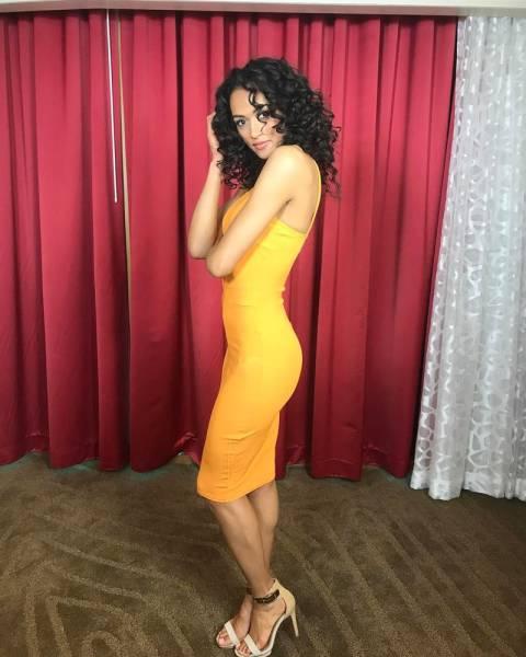 Сотрудник Комиссии по ядерному регулированию США Кара Маккалоу выиграла конкурс «Мисс США - 2017» (16 фото)