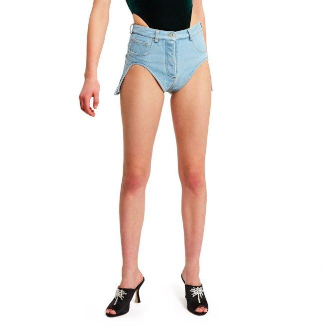 Джинсы, которые могут превращаться в ультракороткие шорты (5 фото)