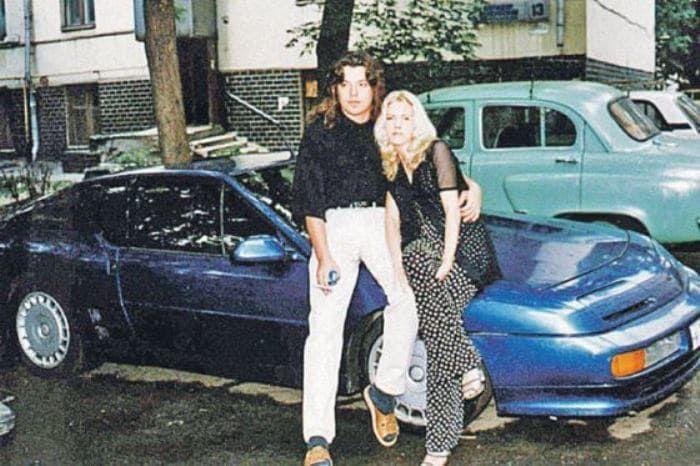Найден эксклюзивный спорткар Renault Alpine A610 Turbo певца Жени Белоусова (15 фото)