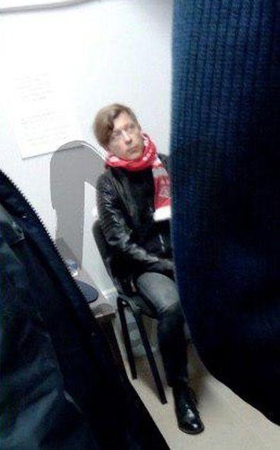 Музыканта Лёву Би-2 (Егора Бортника) задержали с марихуаной на стадионе «Открытие-арена» (2 фото)