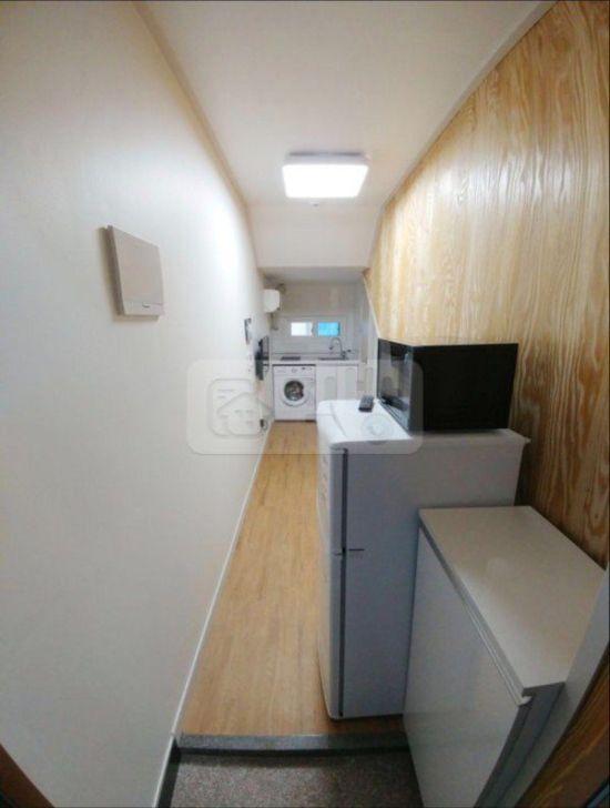«Апартаменты» в Сеуле за 200 долларов в месяц (2 фото)