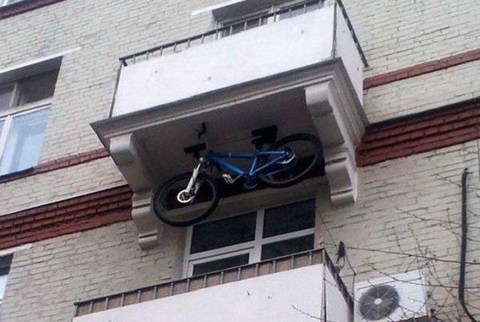 Кто-то очень сильно беспокоится о своем имуществе (43 фото)