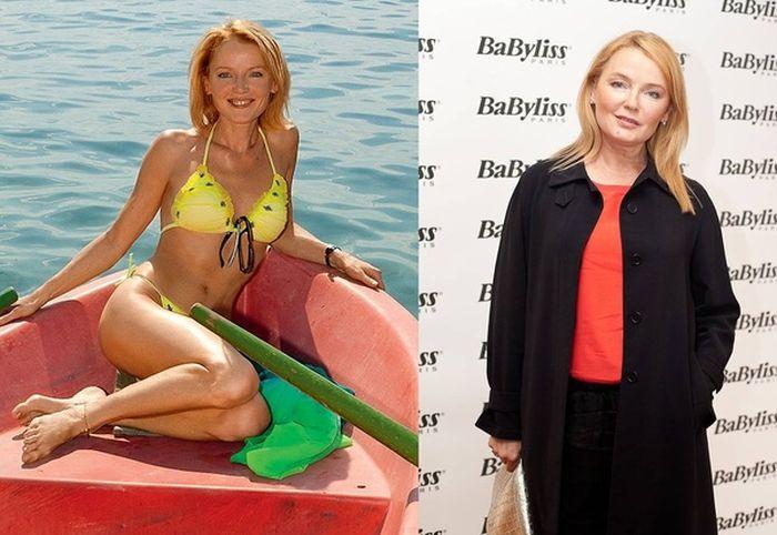 Как изменились известные российские телеведущие 90-х и 00-х годов (25 фото)