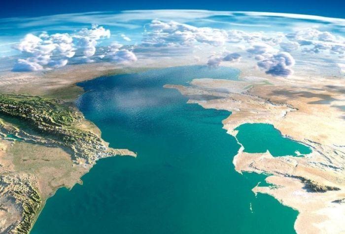 Интересные факты о Каспийском море (15 фото)