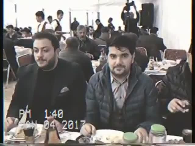 Реакция на VHS камеру в 2017 году