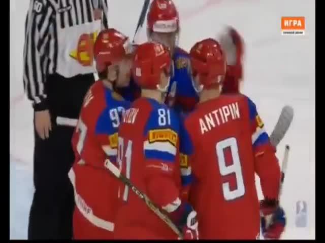 Сборная России завоевала «бронзу» на чемпионате мира по хоккею