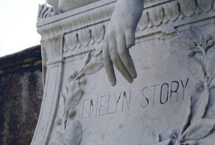 Скульптура «Ангел скорби» - малоизвестная достопримечательность Рима (5 фото)
