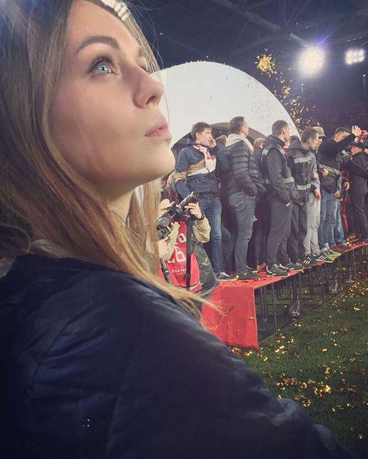 Очаровательные фанатки российского футбола (36 фото)