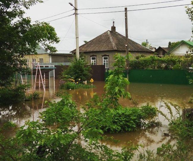 Паводок в Ставропольском крае (11 фото + 4 видео)