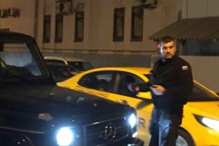 Москвич обвиняет охрану Тимати в нападении на него (3 фото)