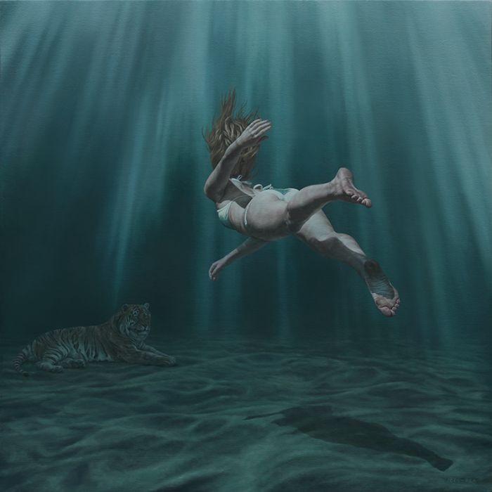 Невероятный сюрреализм от Джоэла Рея (21 рисунок)