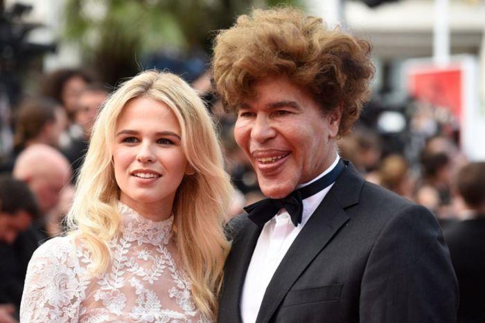 Телеведущий Игорь Богданов шокировал Каннский кинофестиваль своей внешностью (5 фото)