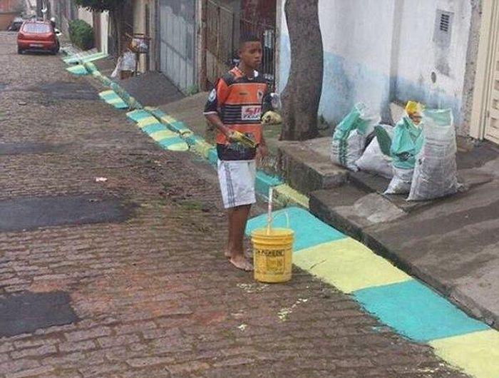Невероятные достижения футболиста Габриэля Жезуса (2 фото)