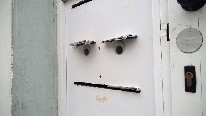 Забавные глаза Googly Eyes на неодушевленных предметах (25 фото)
