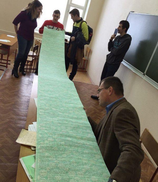 Шпаргалки современных студентов (20 фото)